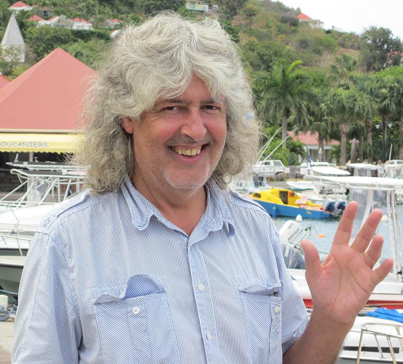 Vince Hawkins author